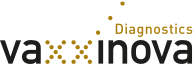 Vaxxinova Diagnostics Logo